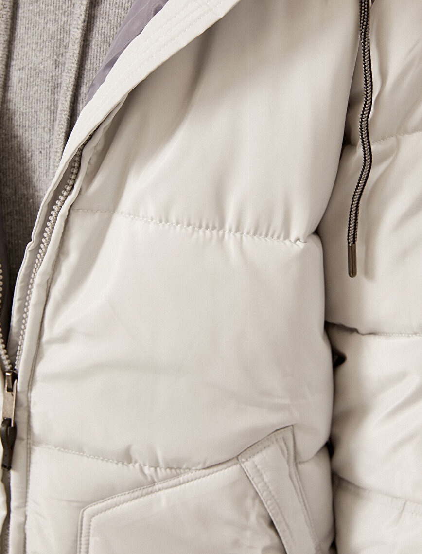 Puffer Coat Hooded