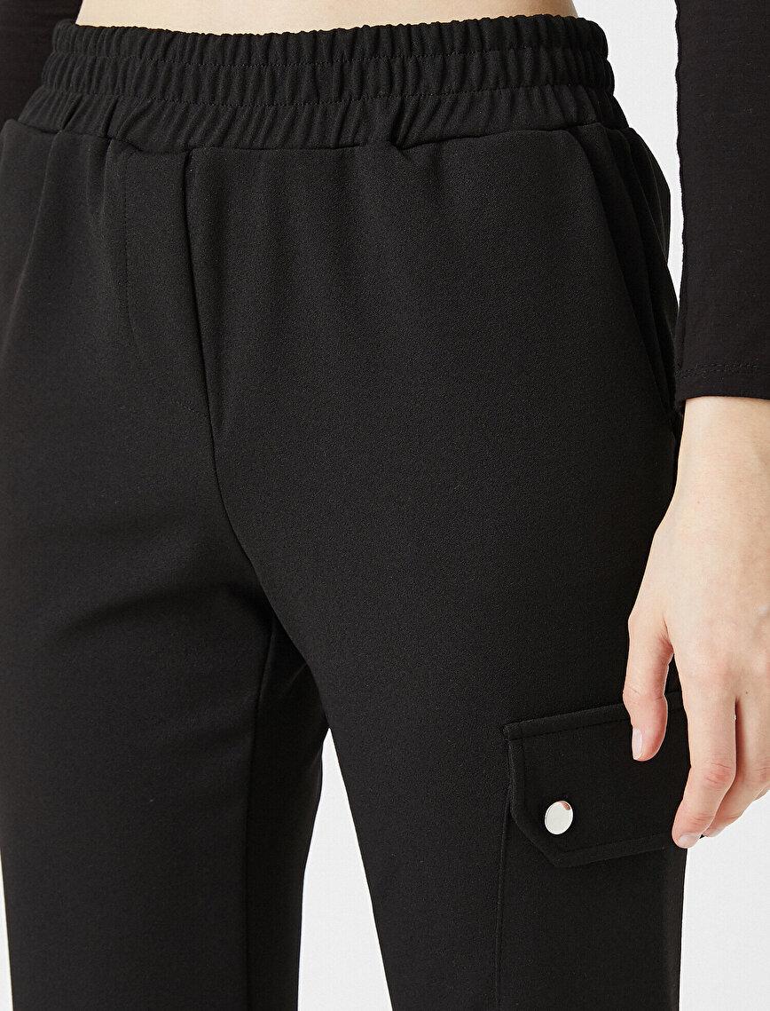 Krep Kargo Jogger Pantolon