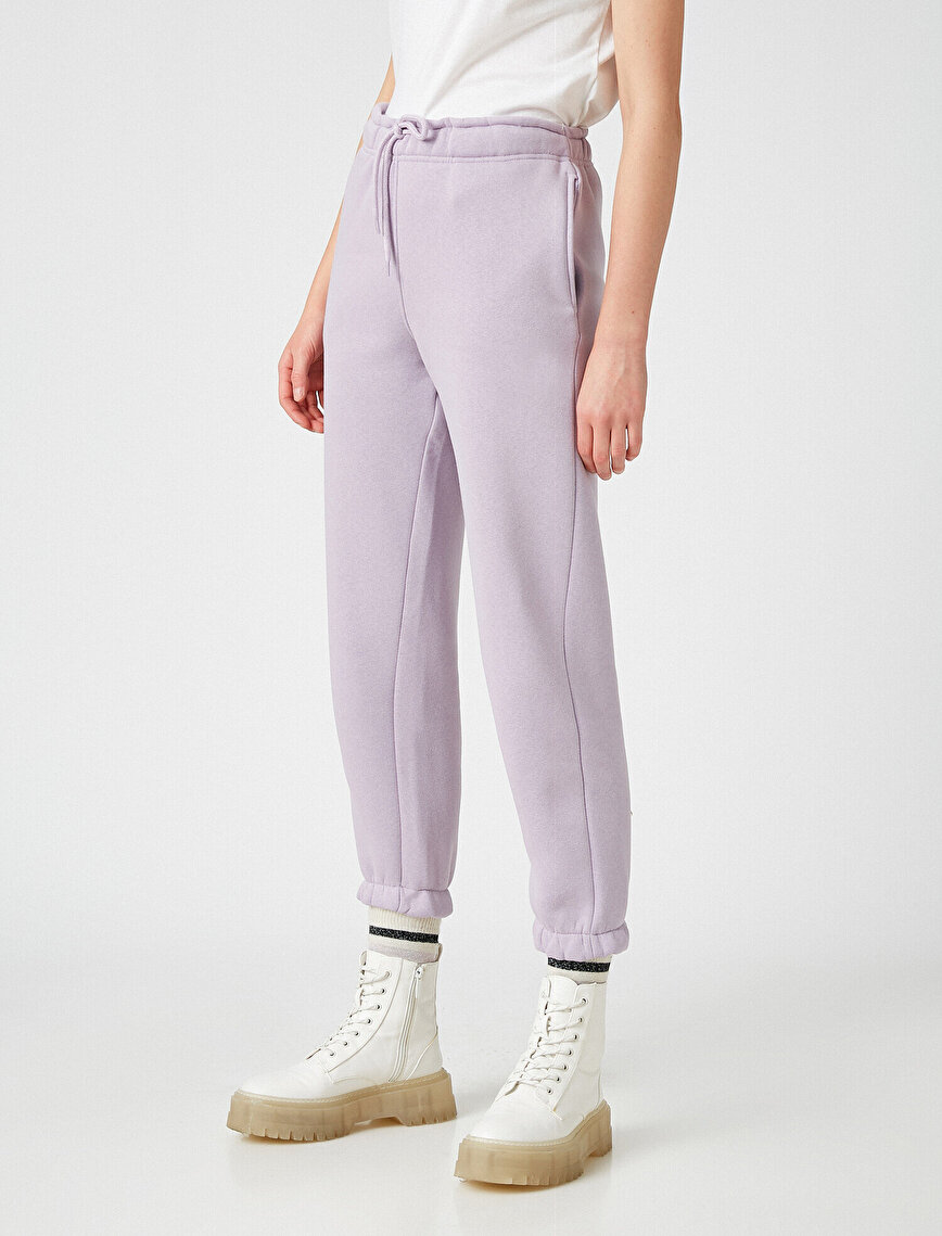 Cotton Jogger Sweatpants