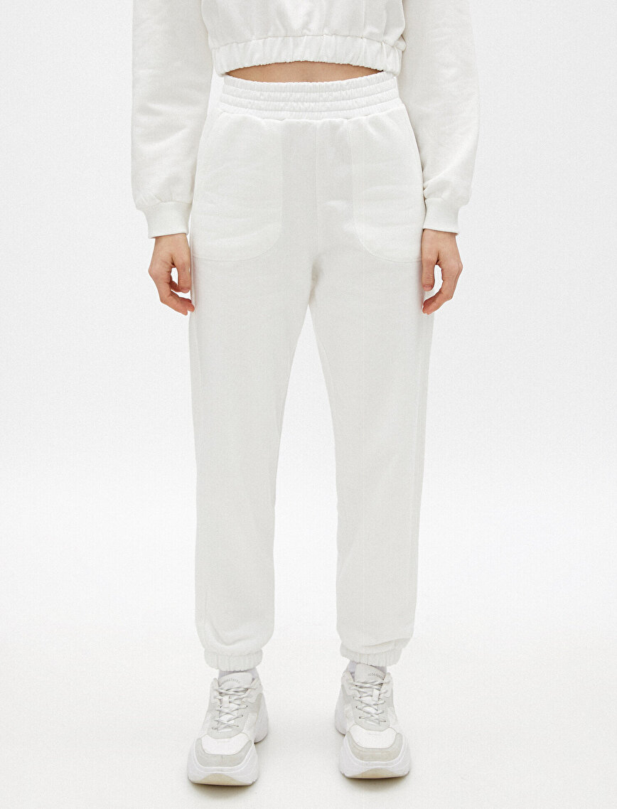 100% Cotton Jogger Sweatpants