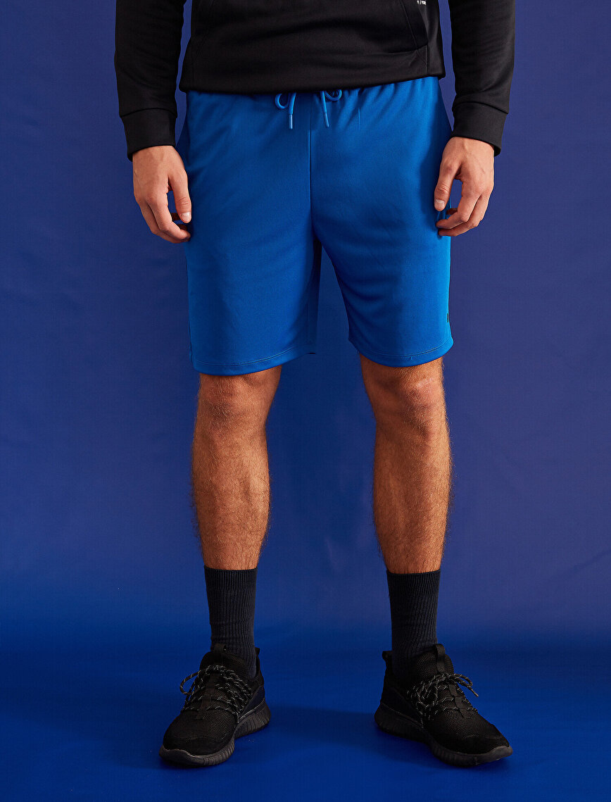 Medium Rise Pocket Shorts