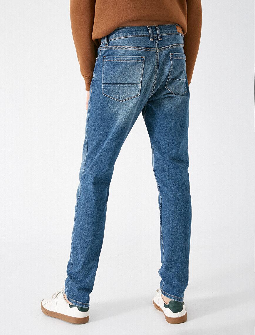 Michael Ultra Stretch Skinny Fit Jean Pantolon