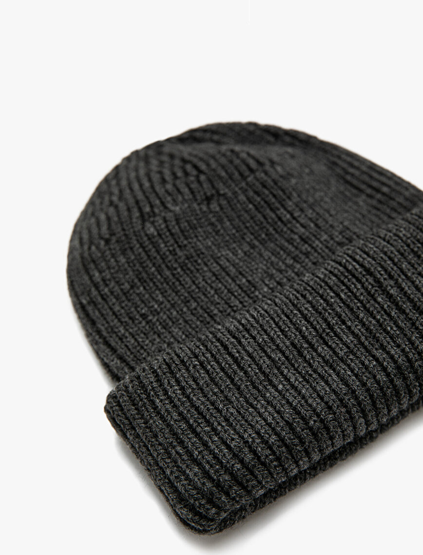 Solid Beanie