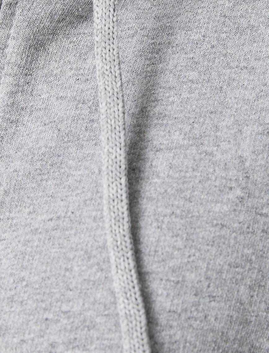 Respect Life | Yaşama Saygı - Uzun Kollu Kapüşonlu Fermuarlı Sweatshirt