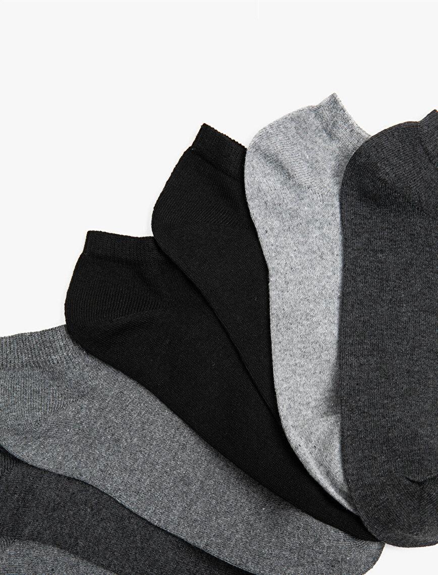 Men Basic 7 Pieces Socks Set