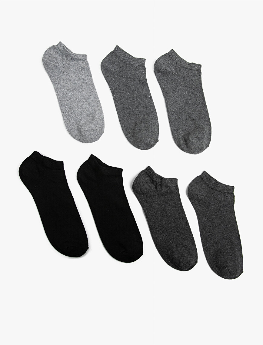 Men Basic 7 Pieces Socks Set