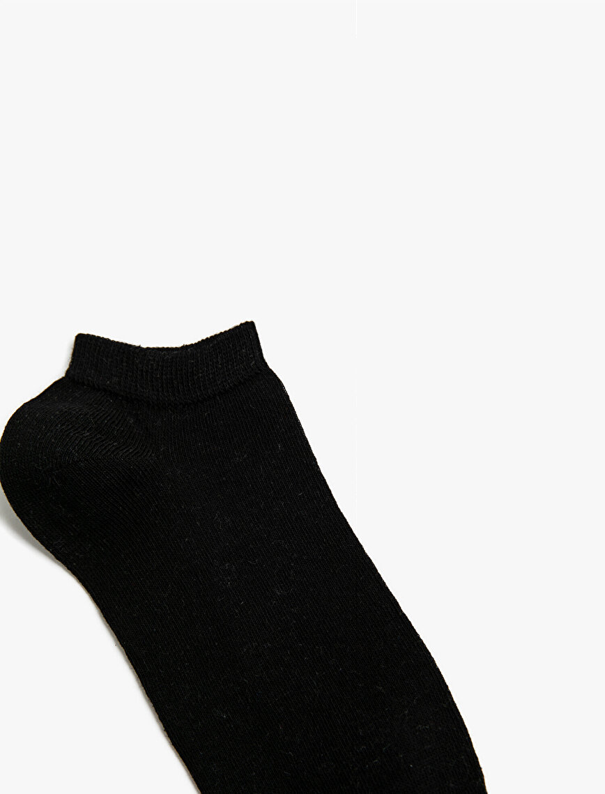 Man Basic 3 Pieces Socks Set