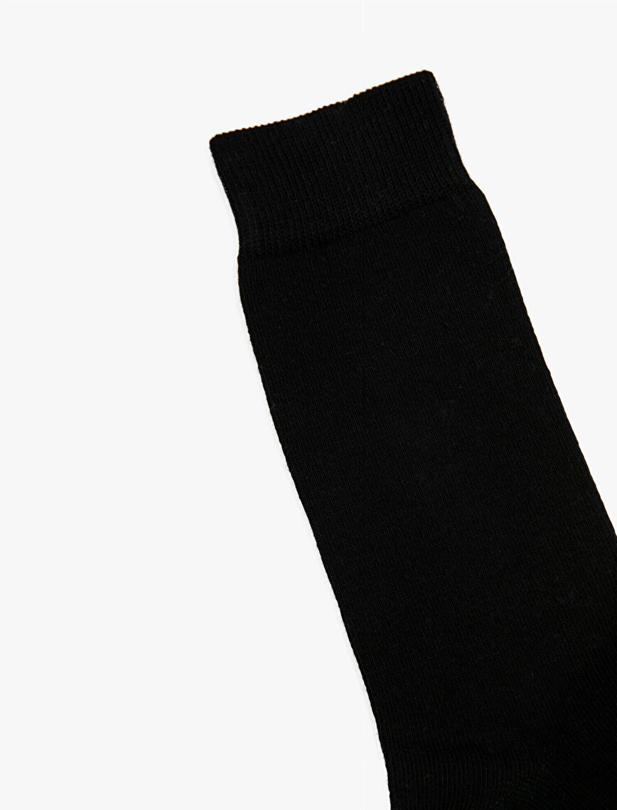 Man 7 Pieces Basic Socks Set