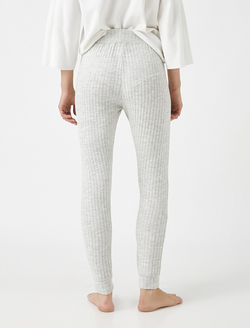 Dokulu Pijama Altı