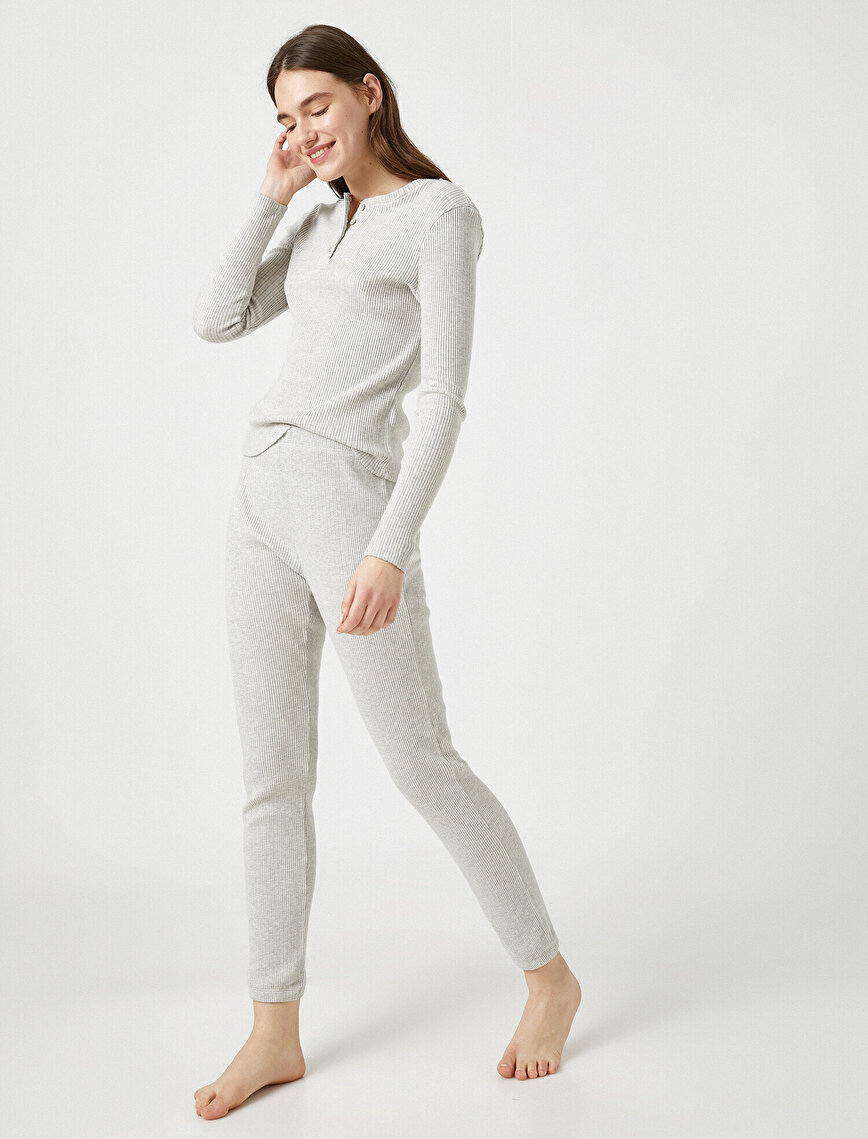 Respect Life | Yaşama Saygı - Organic Cotton Pyjama Bottom