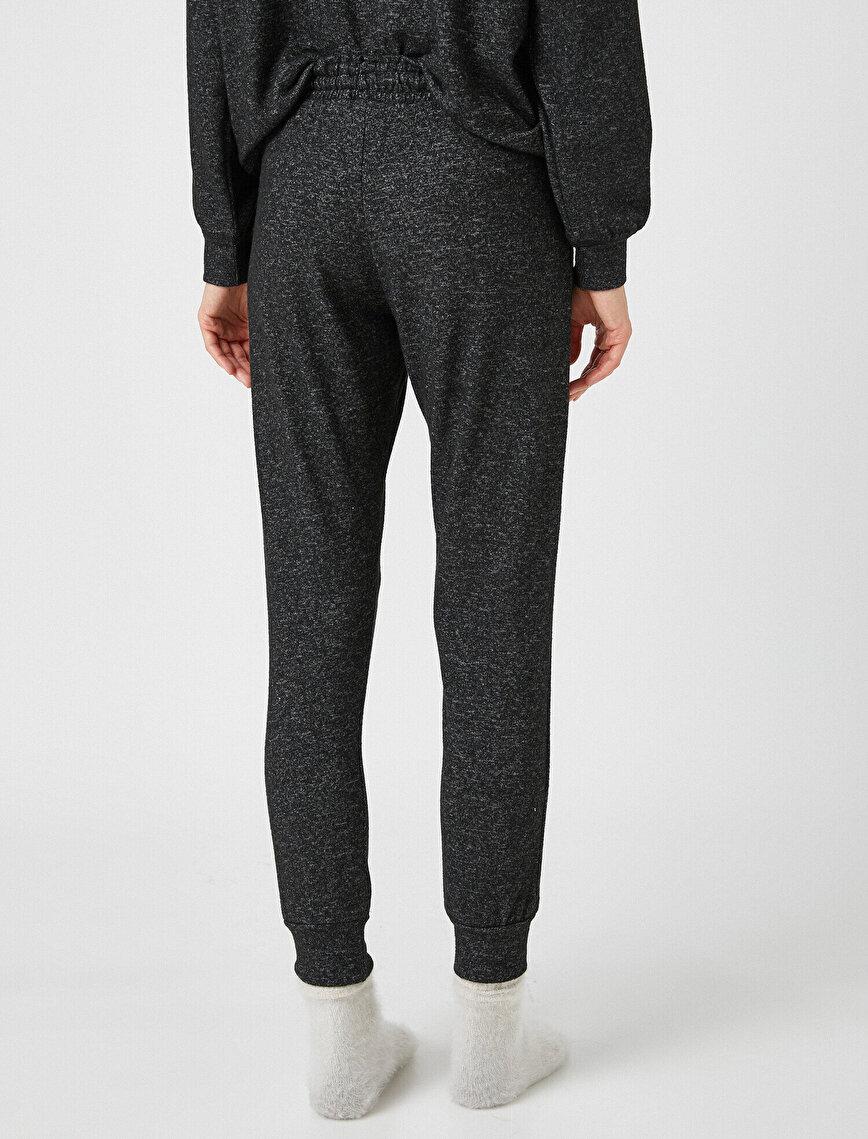 Cepli Pijama Altı