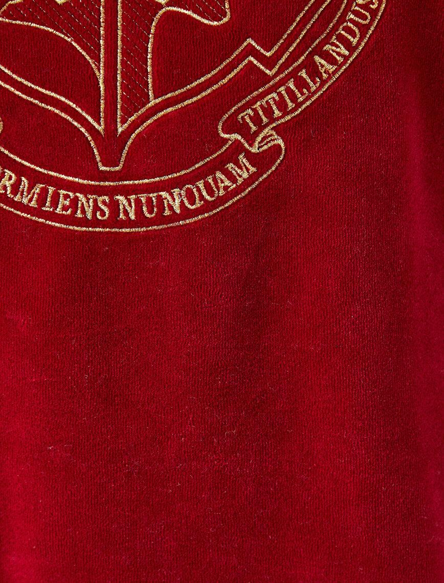 Harry Potter Pijama Üstü Warner Bros Lisanslı Pamuklu