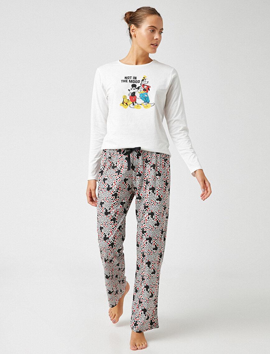 Lisanslı Pijama Takımı