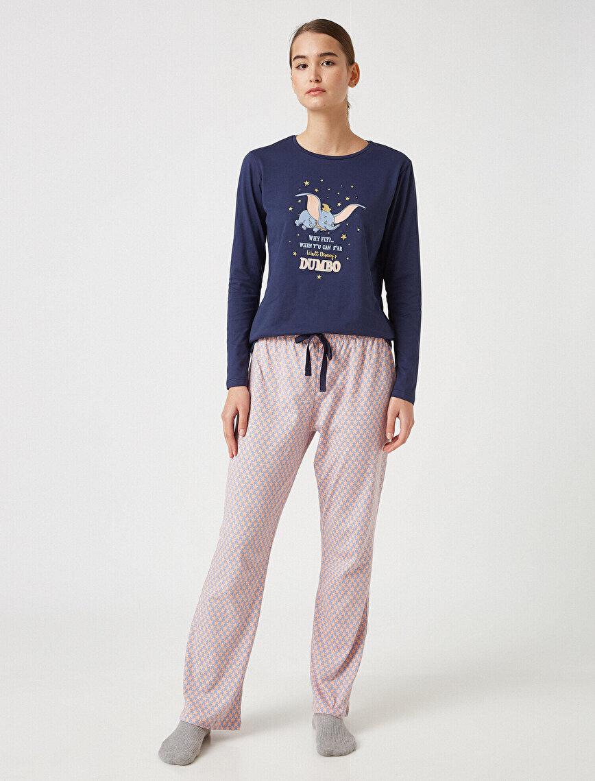 Disney Lisanslı Pijama Takımı