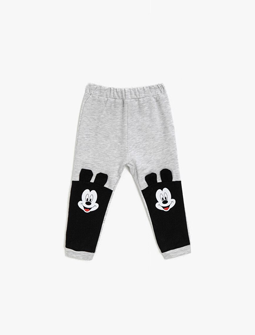 Mickey Mouse Licensed Printed Jogging Pants