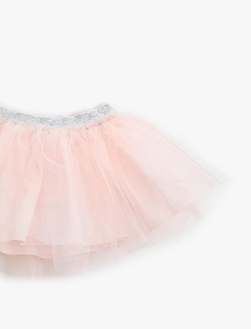 Glitter Tutu Skirt