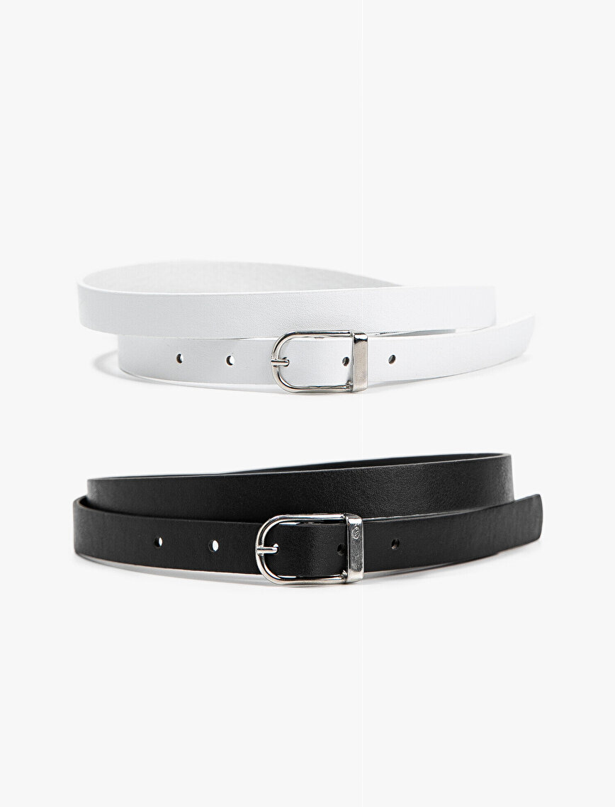 2 Pieces Belt