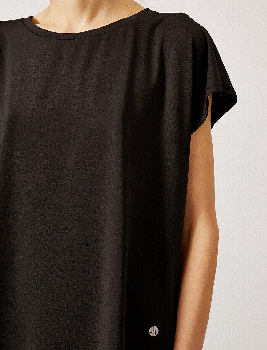 Short Sleeve T-Shirt Crew Neck Basic