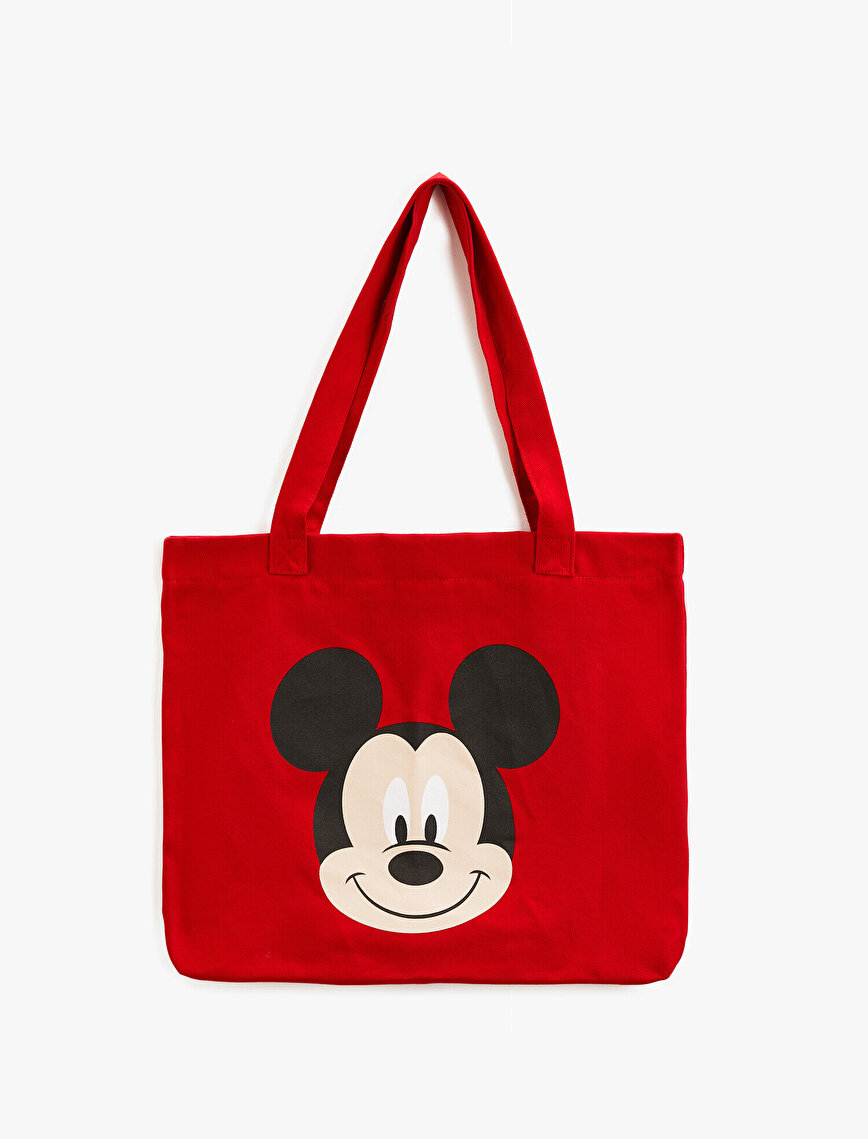 Mickey Mouse Bag Licensed
