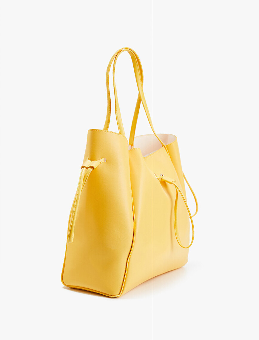 Leather Bag Tote