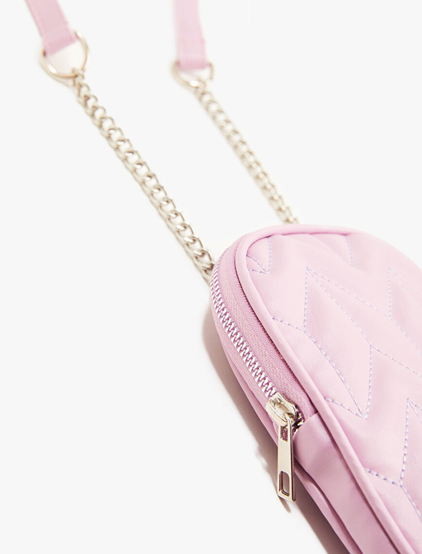 Chain Hand Bag Zipper