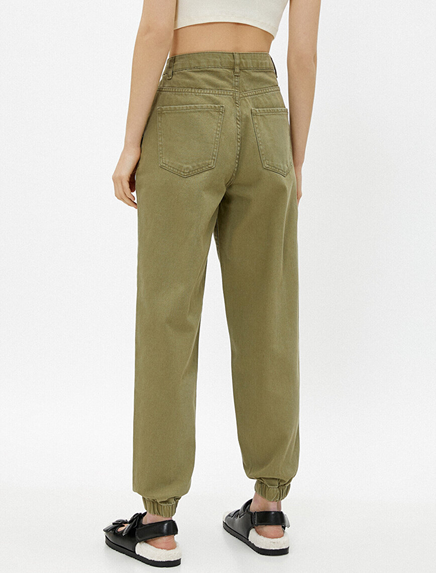 Jogger Trousers Cotton