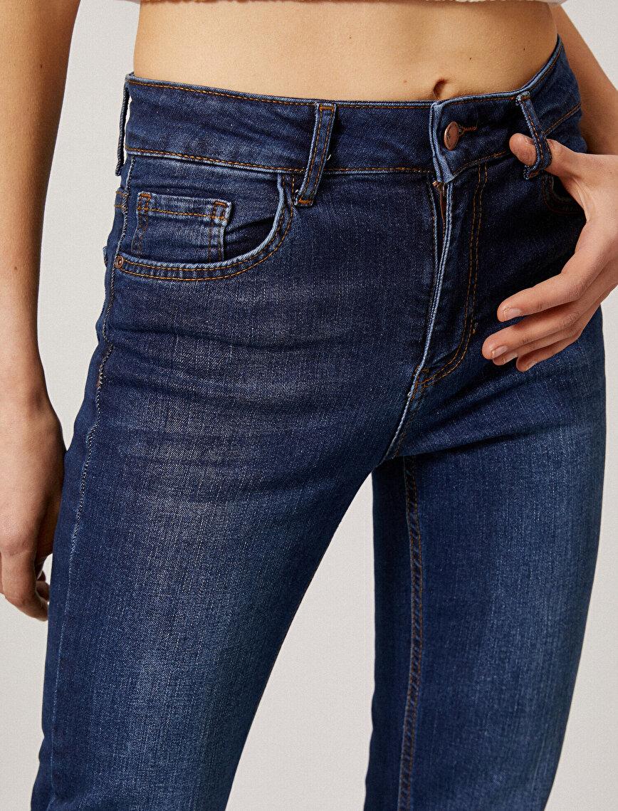 Victoria Jeans Cotton