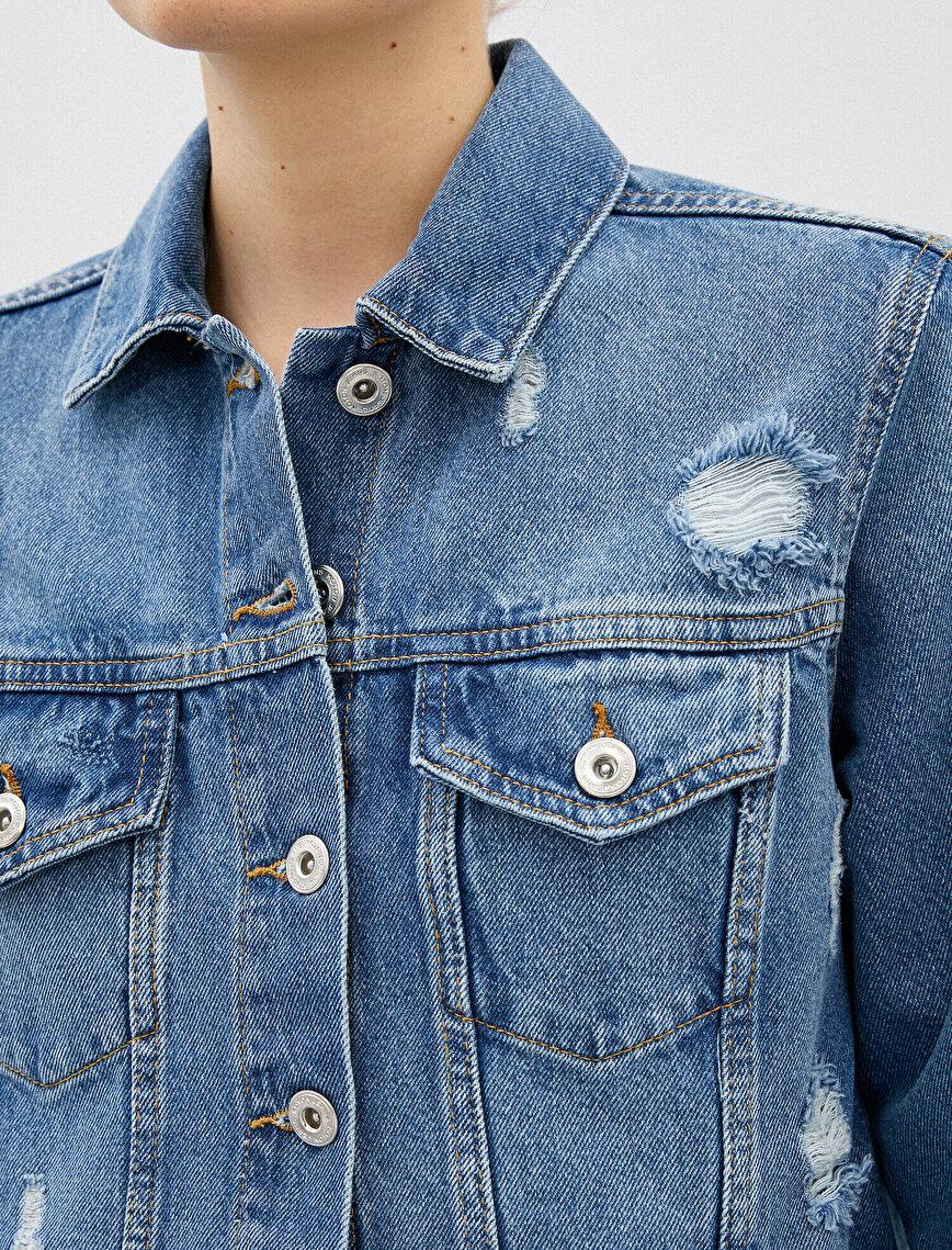 Denim Jacket Cotton