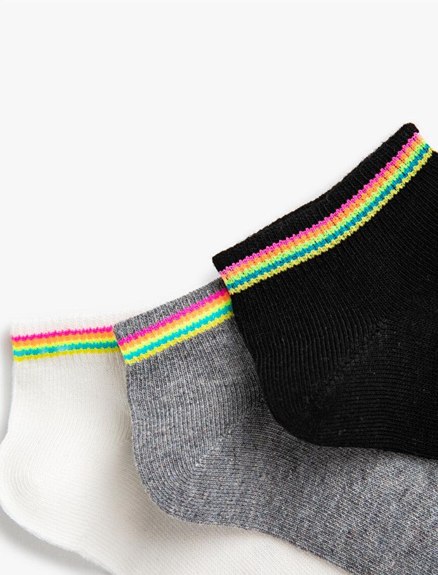Woman Socks Set Cotton