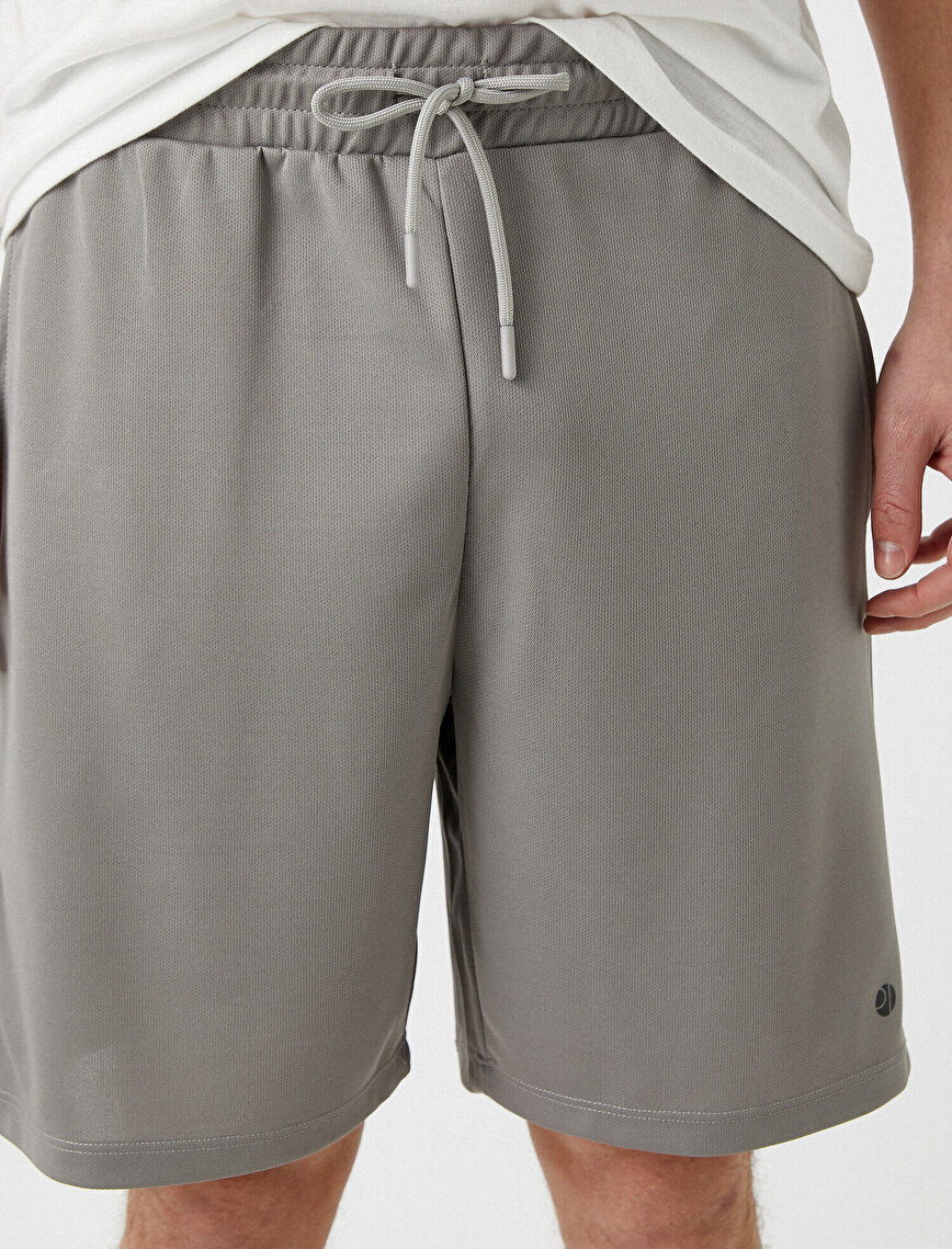 Pocket Detailed Shorts Relax Fit