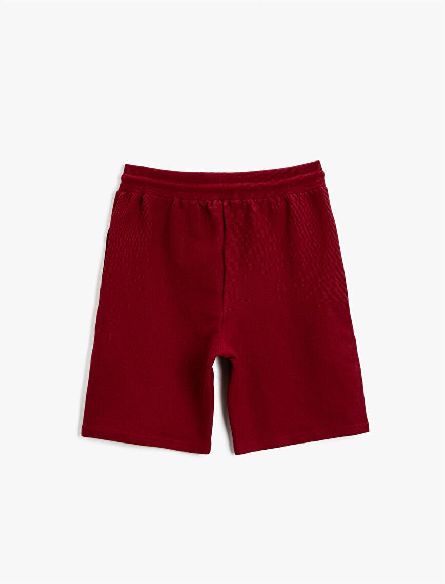 Pocket Shorts Cotton