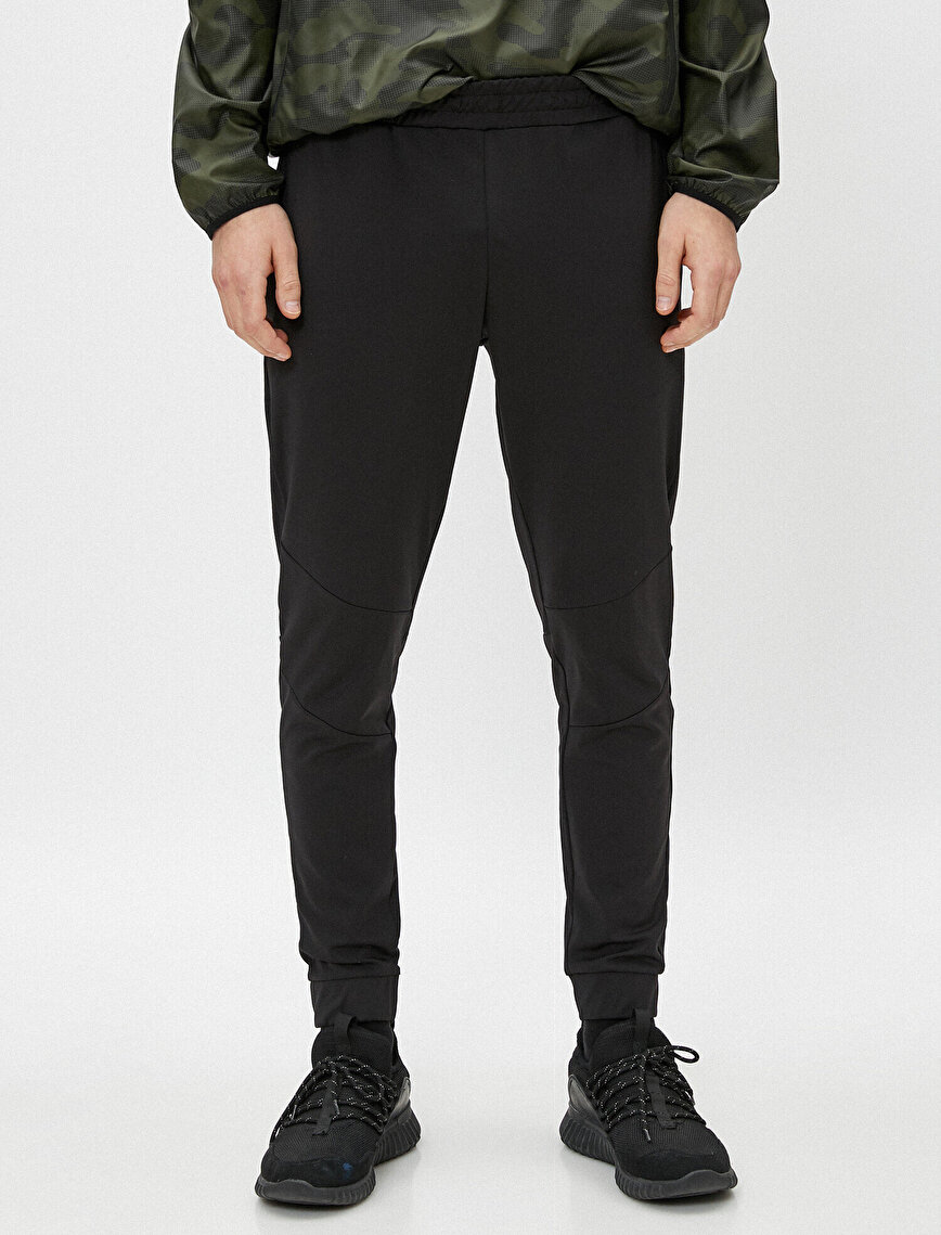 Pocket Detailed Jogger Jogging Pants