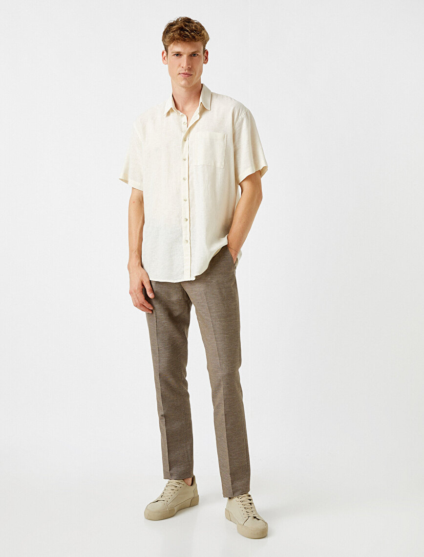 Pocket Trousers
