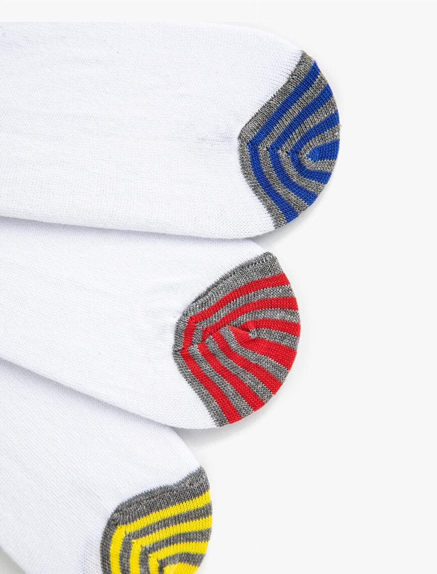 Erkek Basic Çorap Seti Pamuklu