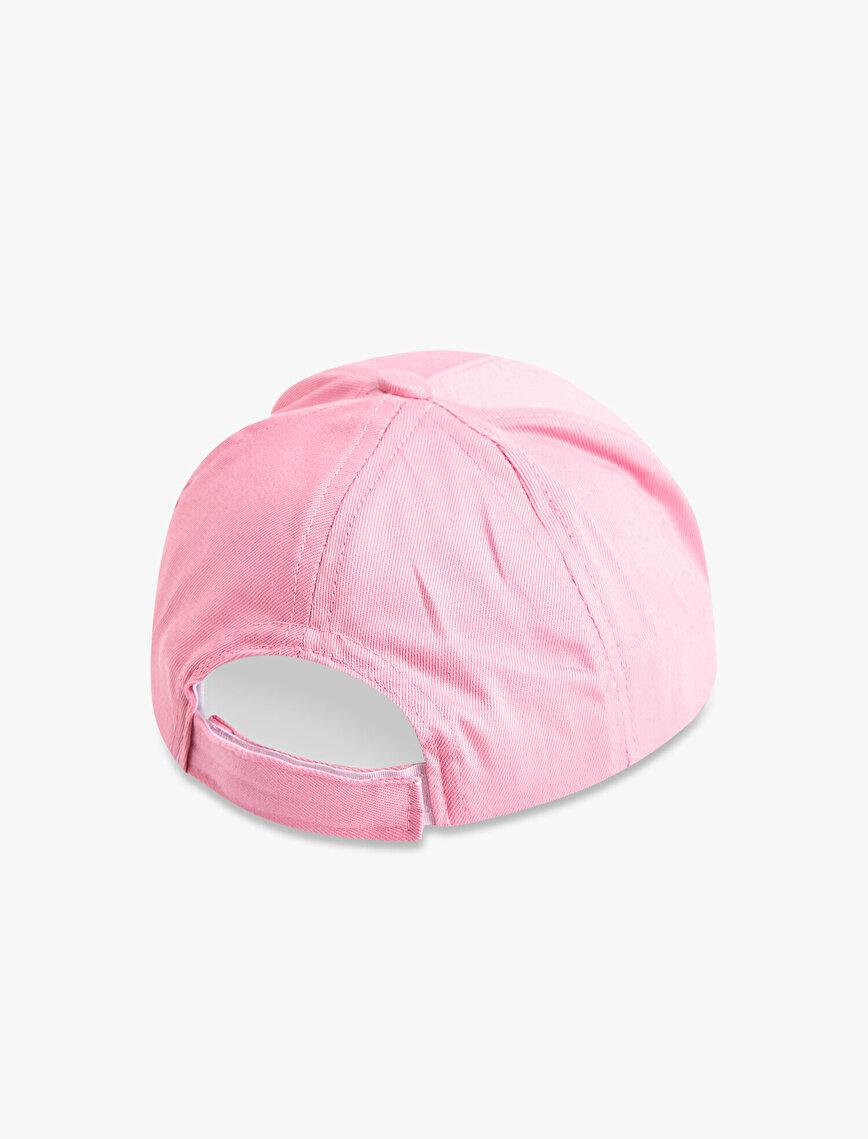 Sloganlı Kep Şapka