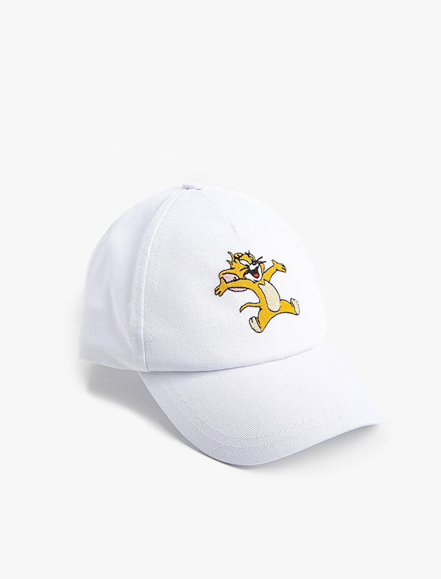 Tom ve Jerry Kep Şapka Lisanslı