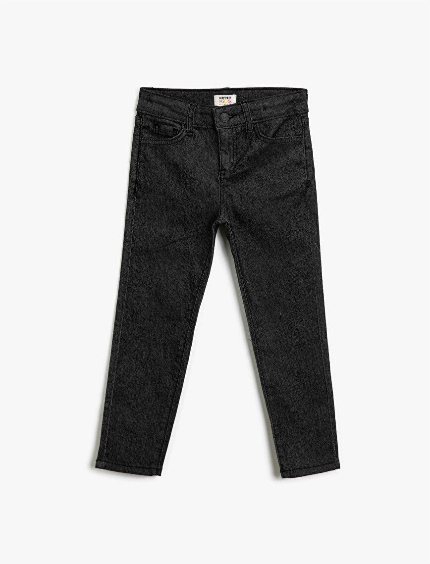 Slim Fit Comfort Stretch Jean Pantolon