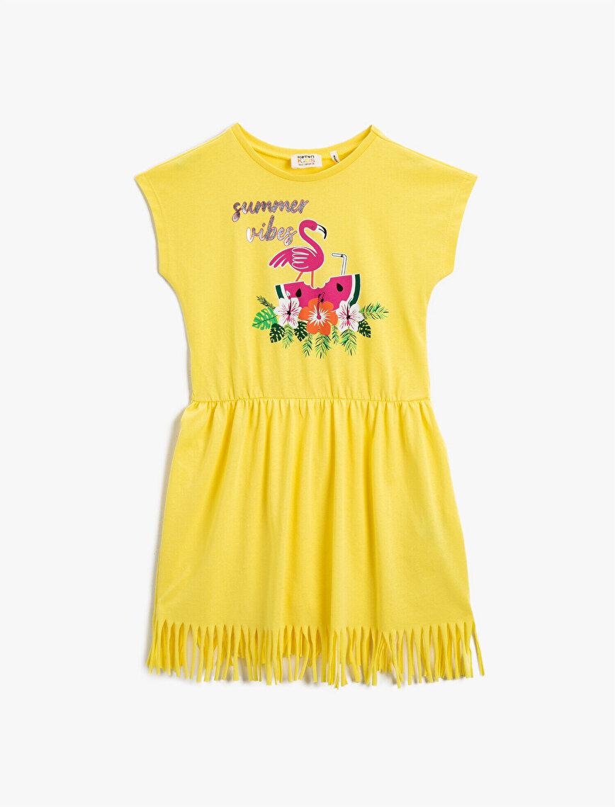 Printed Dress Cotton