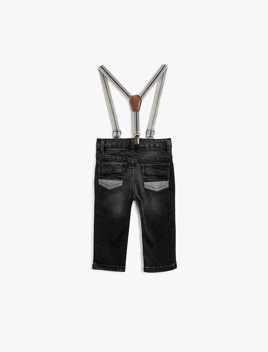 Comfort Strech Cotton Jeans