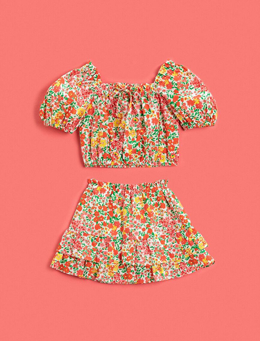 Floral Shirts Cotton