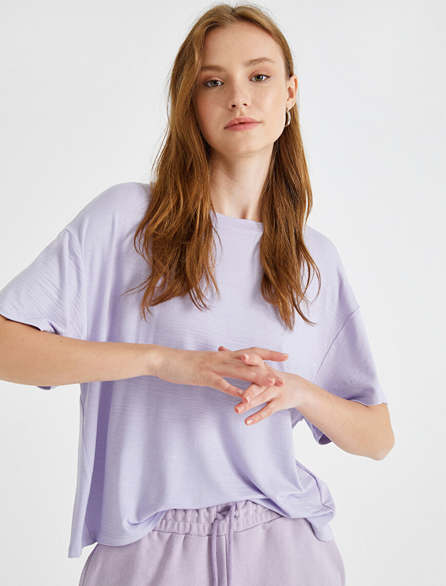 Kısa Kollu Tişört