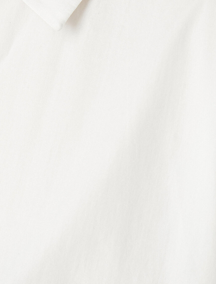 Pamuklu Gömlek Uzun Kollu