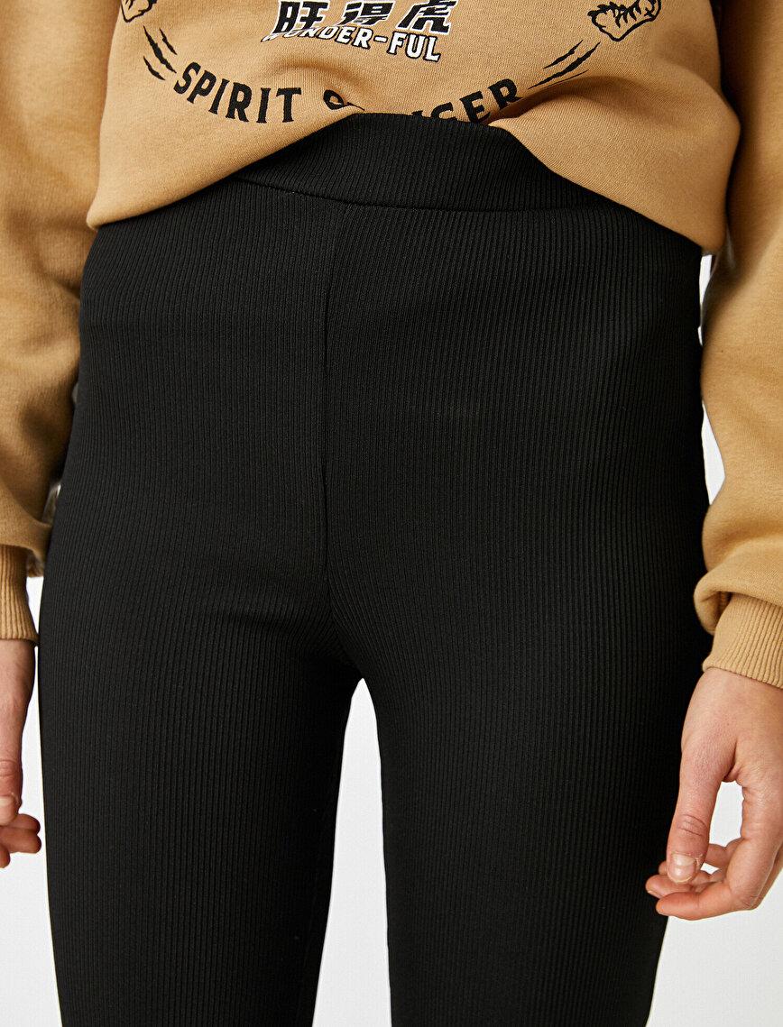 Geniş Paça Pantolon
