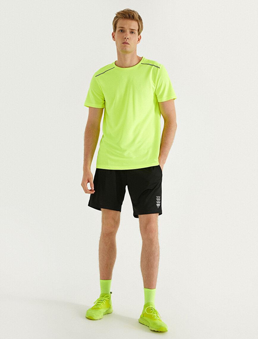Printed Sports Shorts