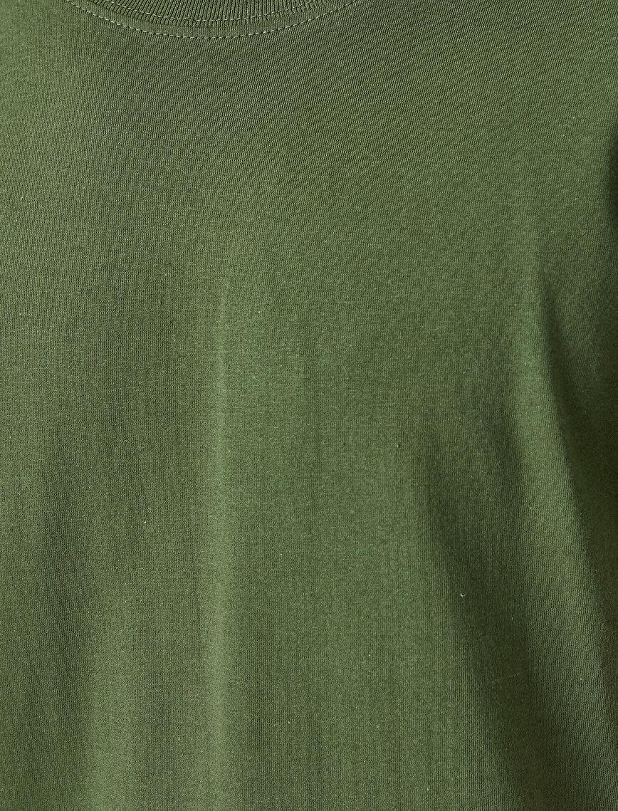 Basic Tişört Pamuklu