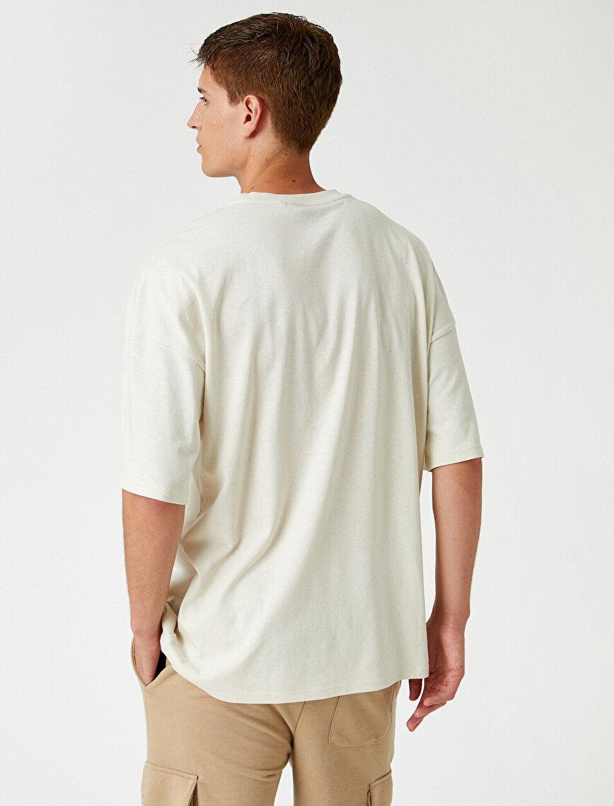 Basic Oversize Tişört