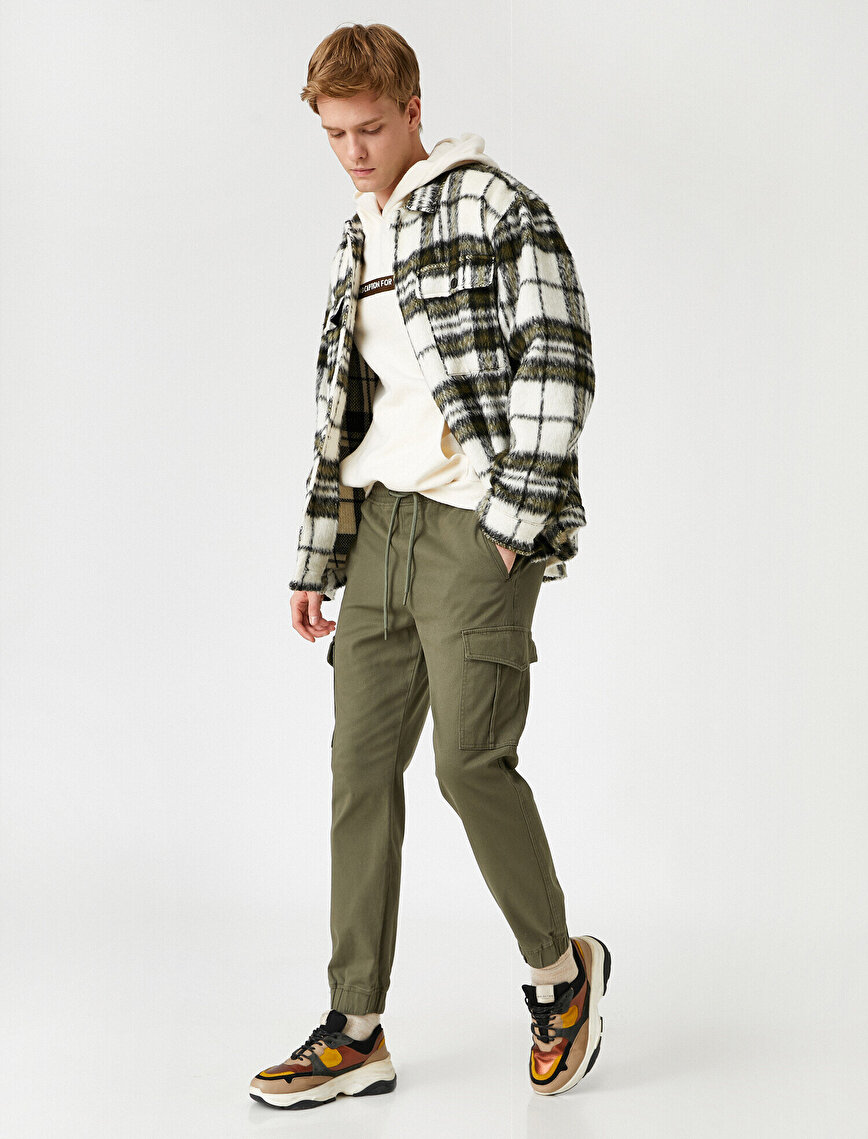 Jogger Cargo Trousers