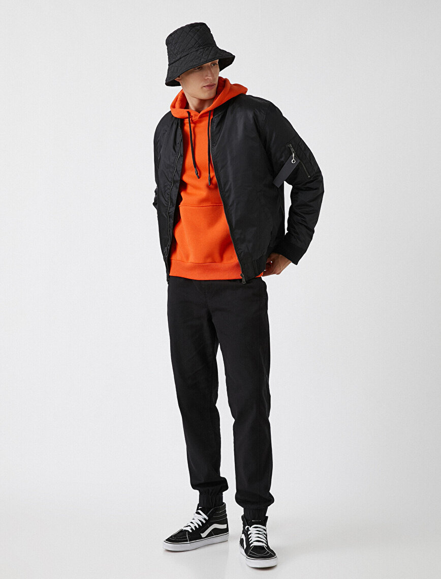 Jogger Fit Trousers
