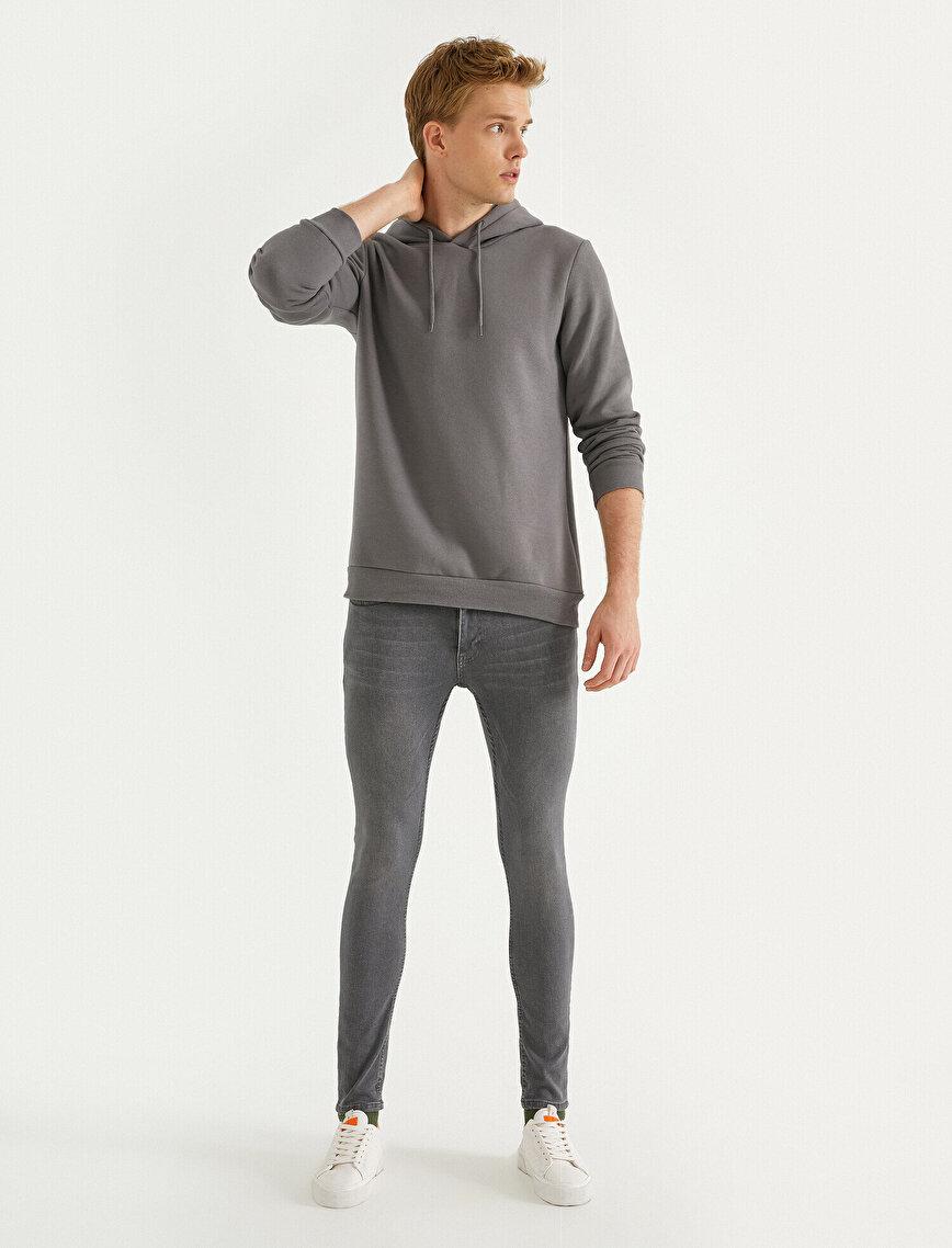 Justin Super Skinny Fit Jean Pantolon