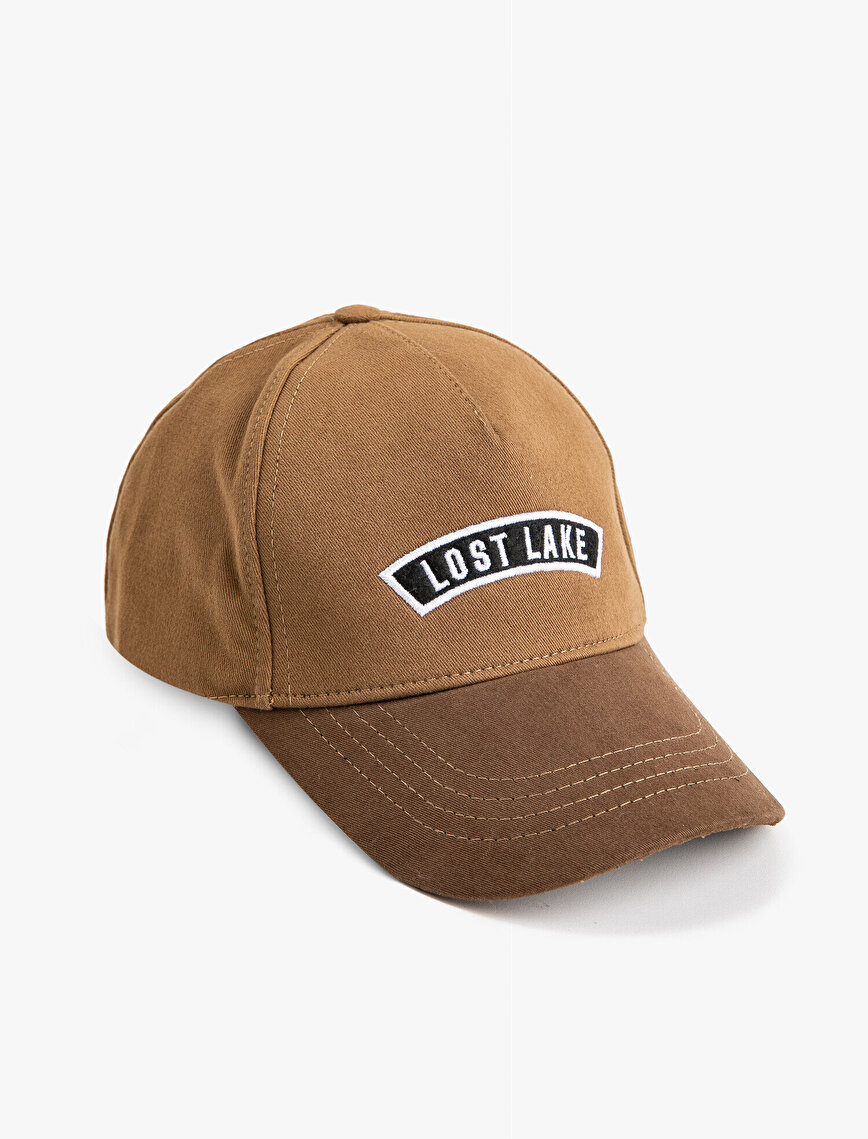 Hat Embroidered